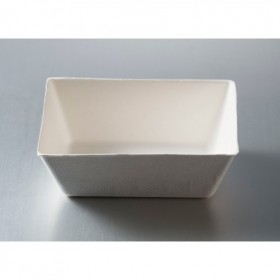 Sugarcane bowl for catering