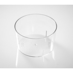 Vaso zurito desechable para catering 110 ml
