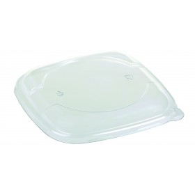 Tapa PLA Bowl quadrat natural