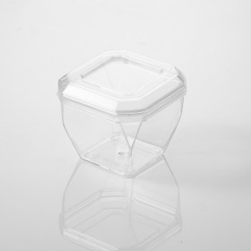 Cubilete Square glass