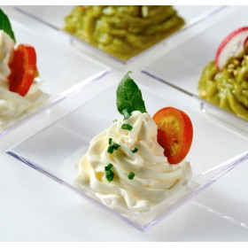 Mini Dish Degustation for catering - Mini Beat